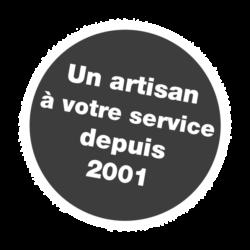 depuis 2001