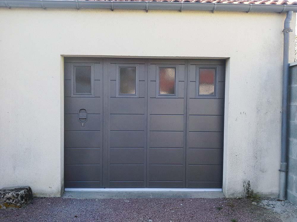 Portes De Garage Coulissantes BP Ouverture - Portes de garage coulissantes